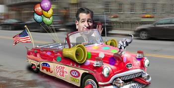 Ted Cruz Signs Up For Obamacare