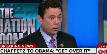 Jason Chaffetz' Pissy Hissy At Obama: 'Get Over It!'