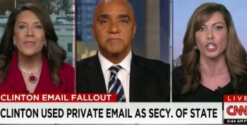 CNN Allows GOP Strategist To Gish Gallop Clinton Email 'Scandal'