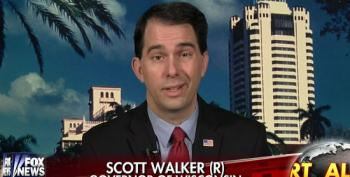 Scott Walker's Foreign Policy Is Not Ready For Prime Time