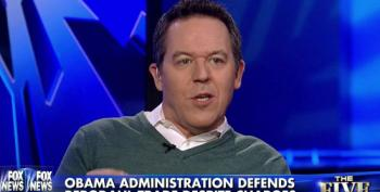 Fox's Gutfeld Says Obama Will Turn Us Into The U.S. Of Iran