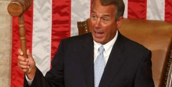 Boehner Caves, Will Bring Clean DHS Bill Up For Vote - UPDATED