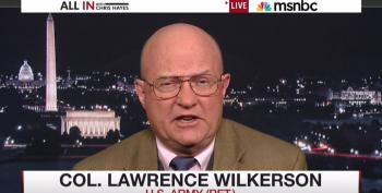 Col. Wilkerson: If Americans Want Ground Forces To Fight ISIS, Let's Have A Draft