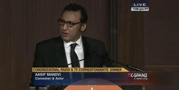 Daily Show Correspondent Skewers The Media At Awards Dinner