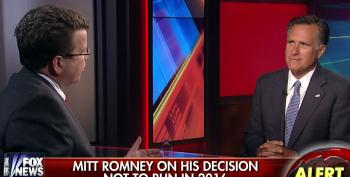 Neil Cavuto Begs Romney To Reconsider Throwing His Hat Into The 2016 GOP Clown Car