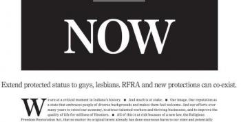 'FIX. THIS. NOW.' Indiana's Largest Newspaper RIPS Pence And Republican Lawmakers For Anti-Gay Law