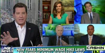 Cashin' In Crew Fearmongers Over Seattle Raising Minimum Wage