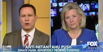 Liz Cheney Is Terrified Peace Will Break Out If Bibi Loses