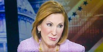 Fiorina's Presidential Plan To Save The Economy: Stop Lazy Workers From 'Watching Porn All Day Long'