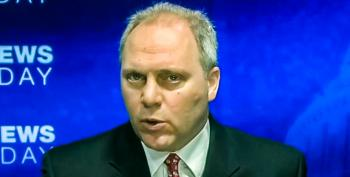 Scalise Denounces Ties White Supremacists: GOP 'Continues To Build Relationships' With Minorities