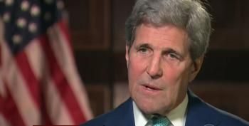 John Kerry Lashes Out At Tom Cotton: 'I'm Not Going To Apologize'