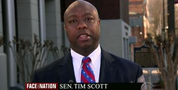 Sen. Tim Scott Cites His And Gov. Haley's Elections As Proof Racial Tensions Are Better In S.C.