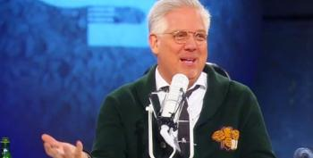 Glenn Beck Prepares For The Post-Apocalypse By Watching 'The Walking Dead'