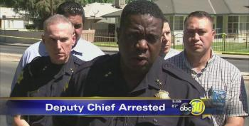 Fresno Deputy Police Chief, 3 Others, Arrested On Drug Charges
