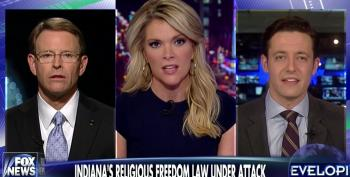 Megyn Kelly Really Goes To Bat For Indiana's 'Religious Freedom' Law – But Not So Much For The Truth