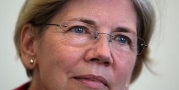Bankers Whine That Elizabeth Warren Is Being Mean To Them