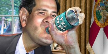 Rubio Doesn't Scare Or Annoy Liberals, So Of Course He's Low In The Polls
