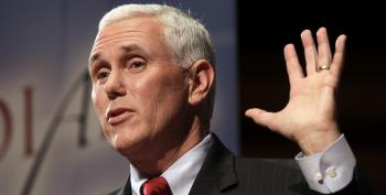 Today's Press Conference: Pence Is Very, Very Upset About Media Misunderstanding