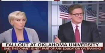 Morning Joe Crew Blame Hip Hop Music For Oklahoma Fraternity Racist Chants