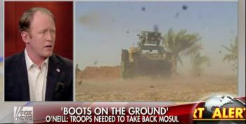 Ex-SEAL O'Neill Thinks The Pentagon Should Consult Him On Iraq Strategy