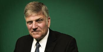 Franklin Graham Possessed By Obama Derangement Syndrome