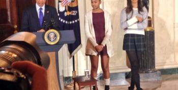 Republicans Propose Dress Code For Obama Daughters