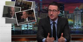 John Oliver: Our Infrastructure Is So Bad, Even Donald Trump Gets It