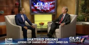 Strict New Jersey Gun Laws Make Fox News Defend A Black Man
