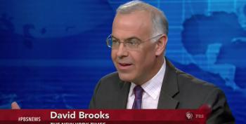 David Brooks Pushes For Means Testing Social Security
