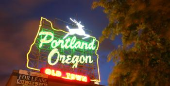 Portland Homeless Woman Charged With Theft For Charging Her Phone
