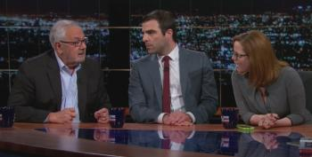 Barney Frank Takes S.E. Cupp To Task For Trying To Deflect Blame From Bush And Cheney For Chaos In The Middle East