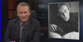 Maher Slams Republicans For Claim That Obama Doesn't Love America