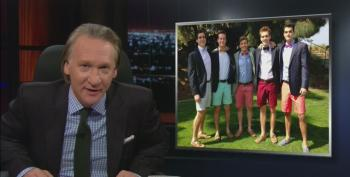 Bill Maher Goes After Fraternity Culture: 'A Cult Is A Cult'