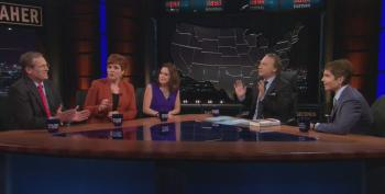 Maher Spars With Conservatives Who Refuse To Admit Economy Improved Under Obama
