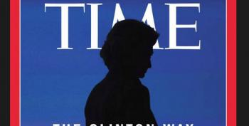 By Accident Or Design? TIME Cover Gives Hillary Clinton Horns