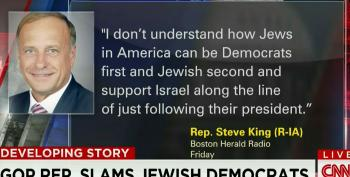 Steve Israel Hammers Steve King For Remarks About Democrats And Jews
