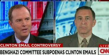 Adam Schiff Calls Out Darrell Issa For GOP Fishing Expedition On Benghazi