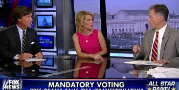 Charles Lane Goes Off Script On Fox, Says It Ought To Be Easier For People To Vote