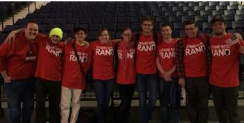Stand With Rand Students Crash Ted Cruz's Coming Out Party