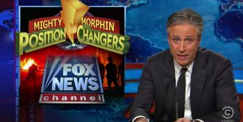Jon Stewart Asks When Fox Is Going To Hold Themselves Accountable For Their Anger And Divisiveness