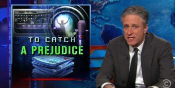 Jon Stewart Tears Into Morning Joe, Fox, For Denying Racial Divide Still Exists