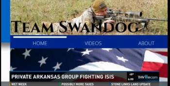 AR Man And FL Vet Claim They're Building Militias To Go Fight ISIS