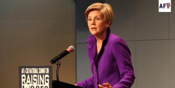 Liberal Groups Are Already Pushing For Warren As Senate Leader
