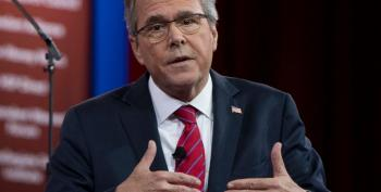 Jeb Bush Wants To Eliminate Minimum Wage: 'Leave It To The Private Sector'