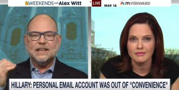 MSNBC Commentator Calls Out GOP Hypocrisy On Emails