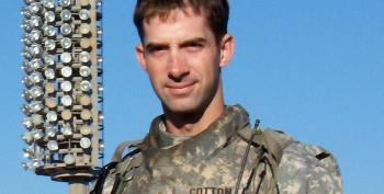 'Tehran Tom' Cotton Says Americans Don't Mind War As Long As They Win