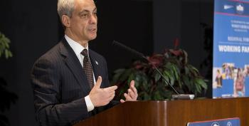 In Rahm Emanuel's 'Embarrassing' Victory, A Warning For Democrats