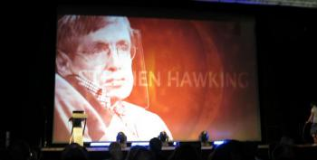 Hawking: We Won't Last Another 1000 Years