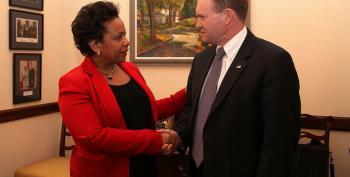 Senate Makes A Deal On Loretta Lynch Nomination Vote