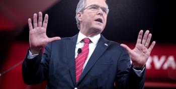 Jeb Bush Lobbied Pension Officials For Donor